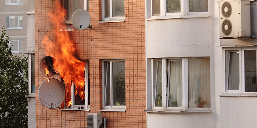 What do landlords need to know about rental fires?
