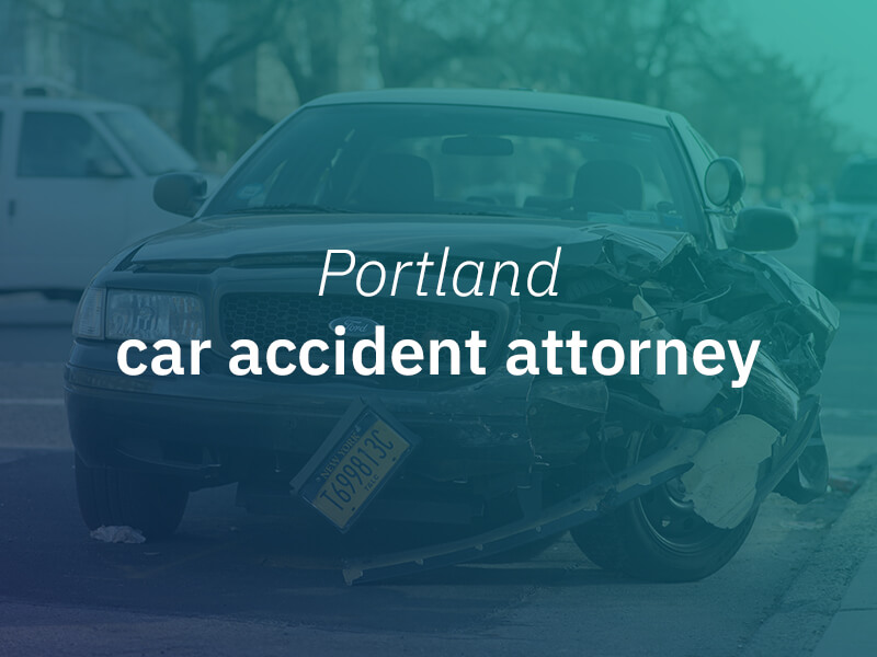 Portland car accident lawyer