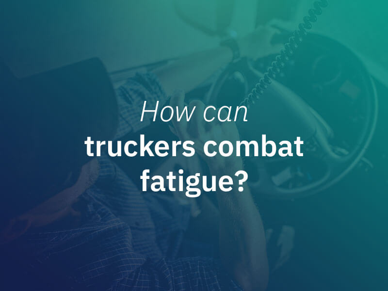 Trucker Fatigue