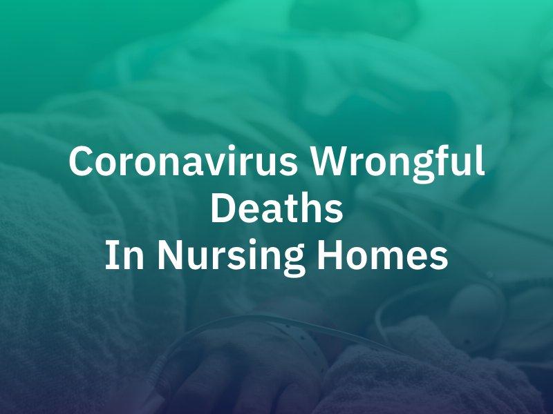 Coronavirus wrongful death